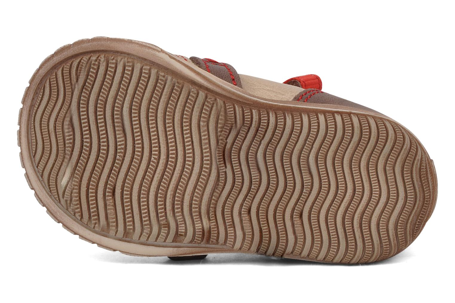 Summer boots Little Mary Hindou Beige view from above