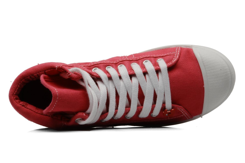 Sneaker Le temps des cerises Basic 03 rosa ansicht von links