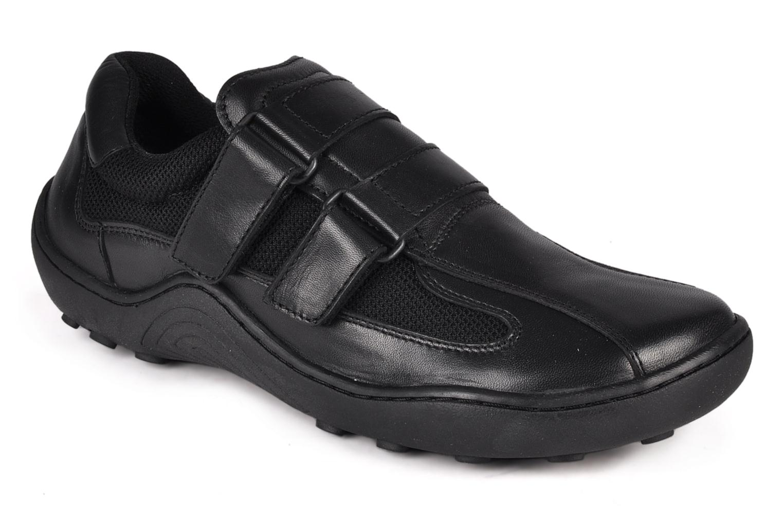 Sneakers Birkenstock Footprints By Birkenstock Braga Zwart detail