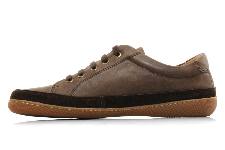 Sneakers Panama Jack Iker Beige voorkant