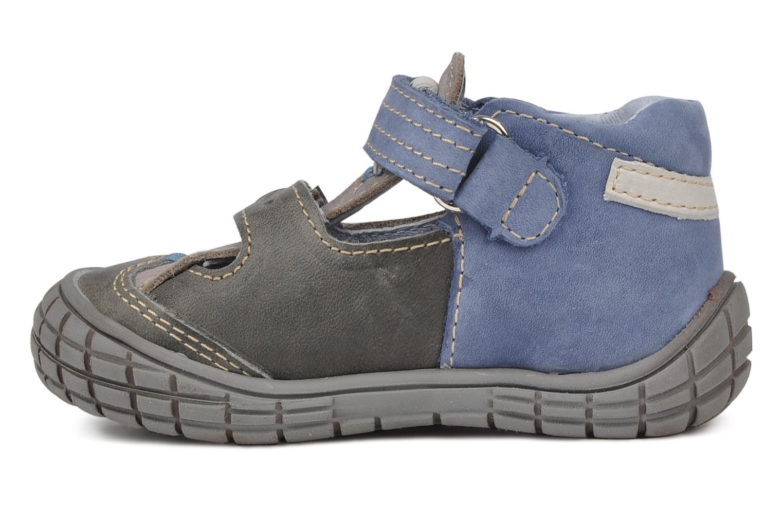 Bottines et boots Babybotte Snoupi Bleu vue face