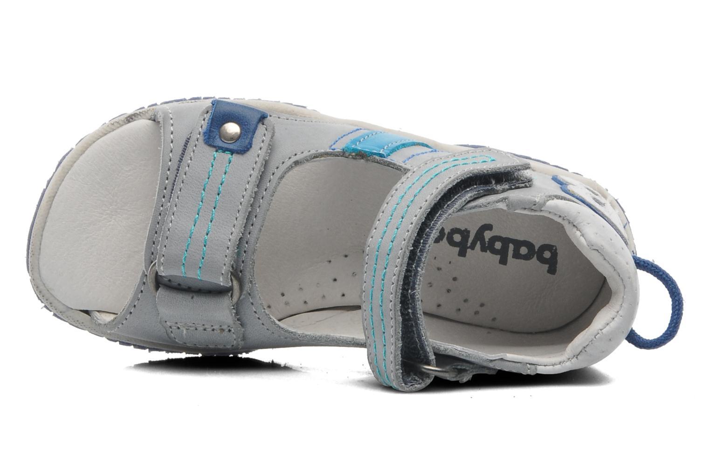 Sandales et nu-pieds Babybotte Tom Gris vue gauche