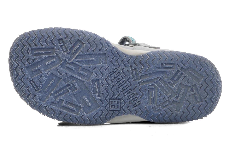 Sandales et nu-pieds Babybotte Tom Gris vue haut