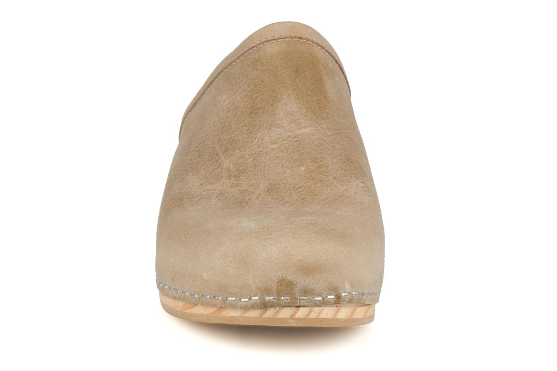 Träskor & clogs Acebo's 5594 Beige bild av skorna på