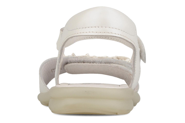 Sandales et nu-pieds Primigi Morgana Blanc vue droite