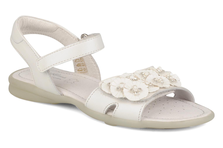 Sandales et nu-pieds Primigi Morgana Blanc vue détail/paire