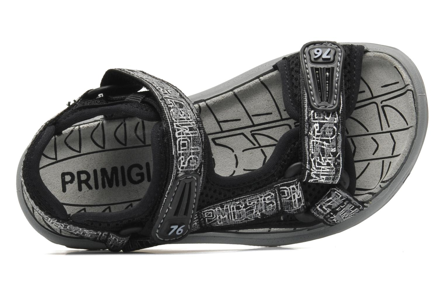 Sneakers Primigi Pacifico Zwart links