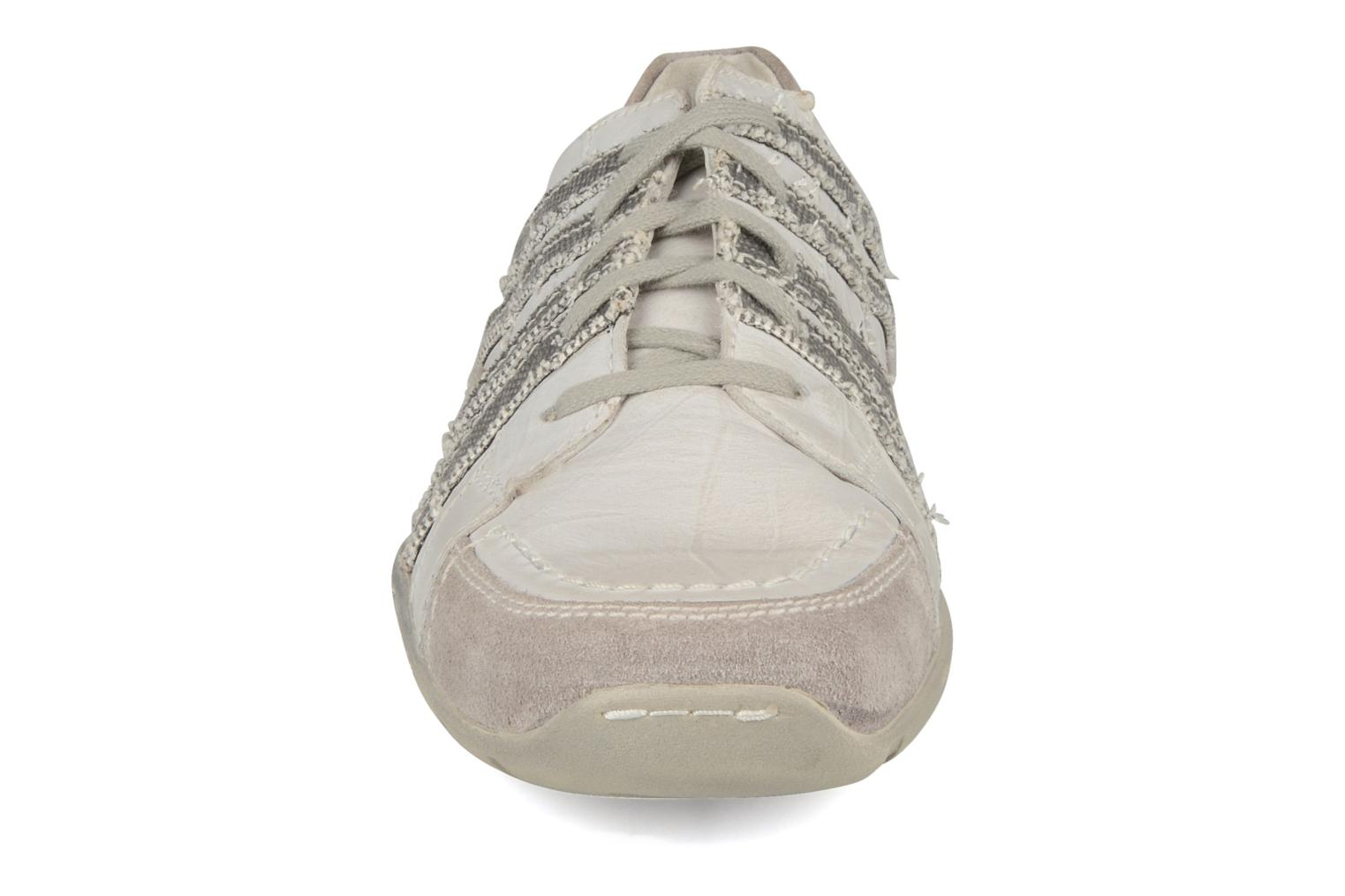 Lace-up shoes Josef Seibel Morton White model view