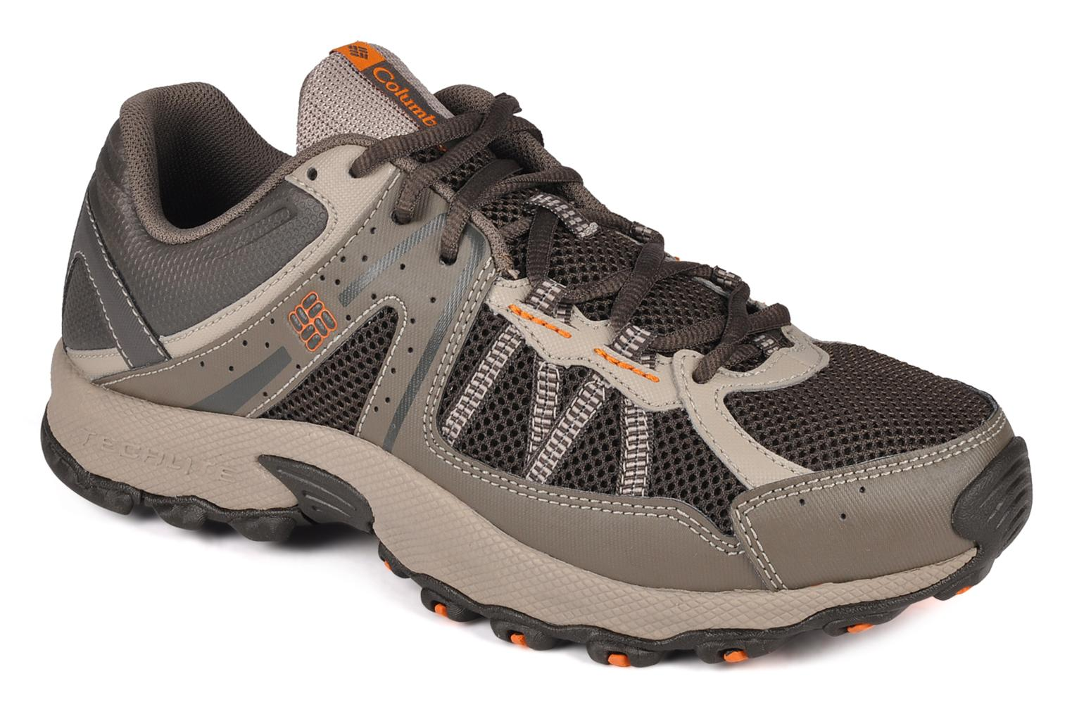 Sport shoes Columbia Switchback 2 low m Grey detailed view/ Pair view