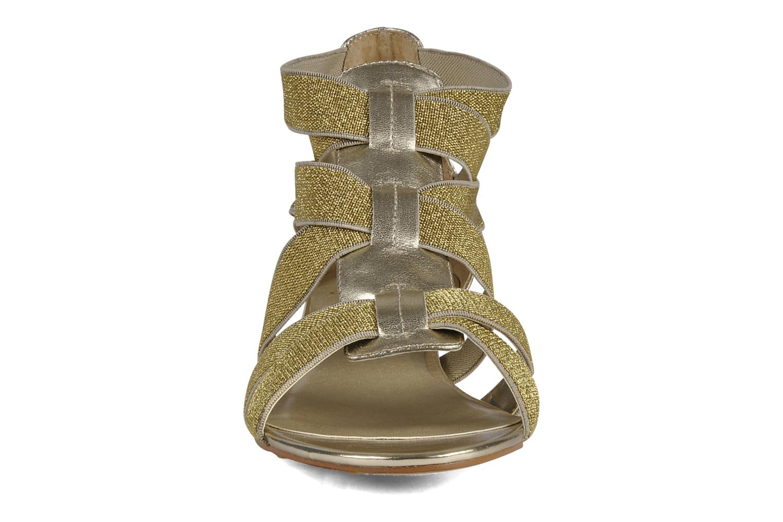 Sandales et nu-pieds Kelsi Dagger Dylana Or et bronze vue portées chaussures