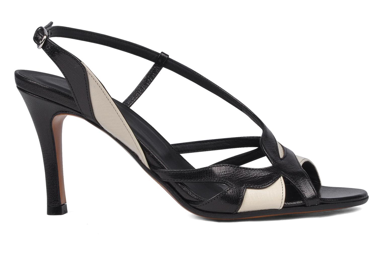 Sandales et nu-pieds Michel Perry Vesta Multicolore vue derrière