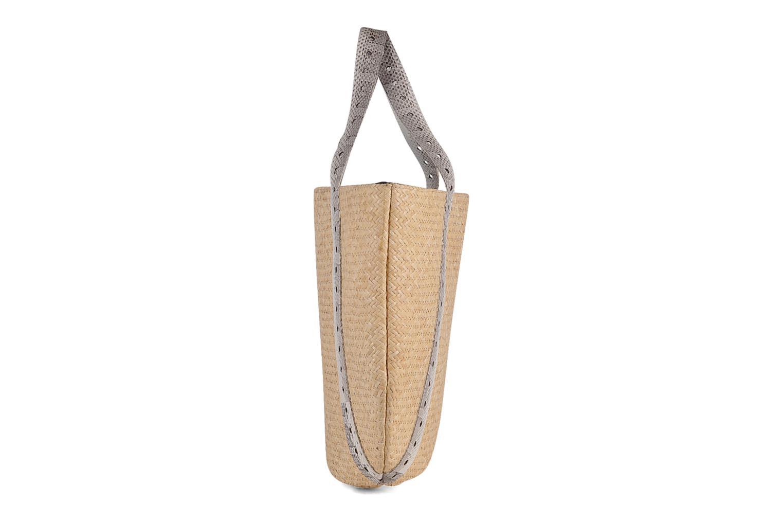 Handtaschen Tatoosh Bondi beige ansicht von rechts