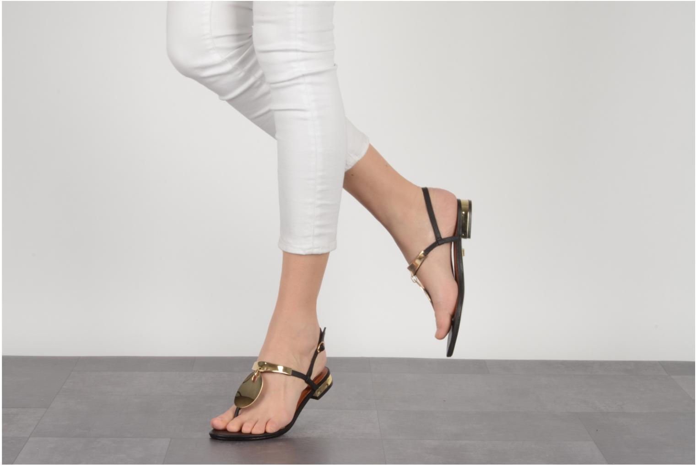 Sandalen Pour La Victoire Arlette Zwart onder