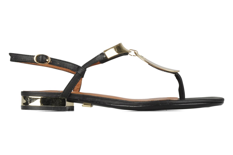 Sandalen Pour La Victoire Arlette Zwart achterkant