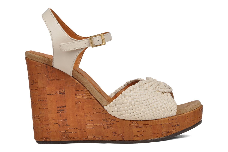 Sandals Chie Mihara Doremi White back view