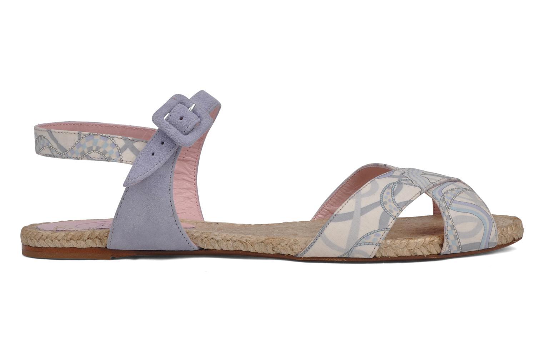 Sandales et nu-pieds Annabel Winship Hopper Gris vue derrière