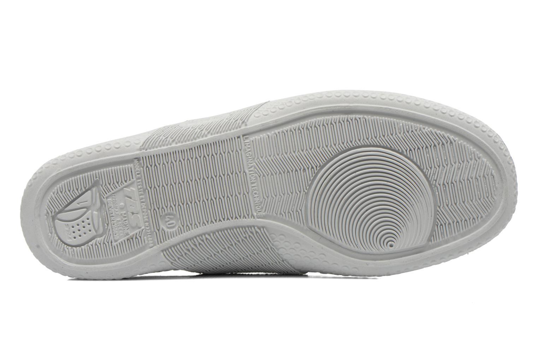 Chaussures à lacets TBS Globek Blanc vue haut