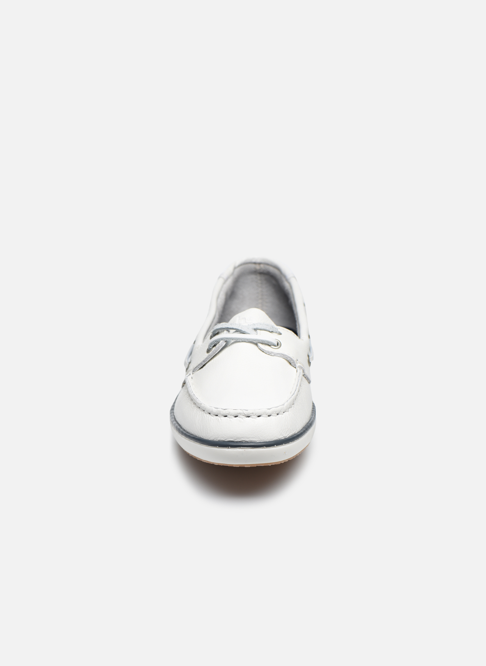 Lace-up shoes TBS Clamer White model view