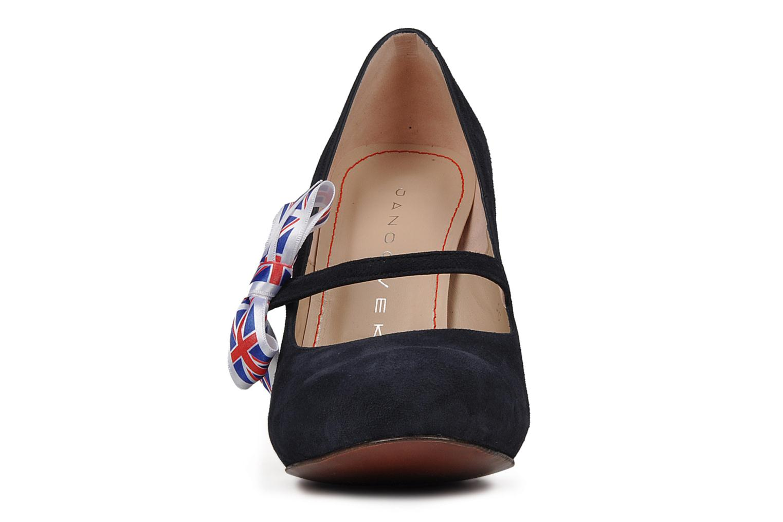 Escarpins Jancovek Alister Multicolore vue portées chaussures