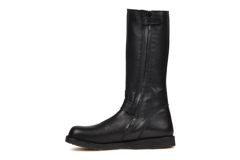 Boots & wellies Bisgaard 80572 Black front view