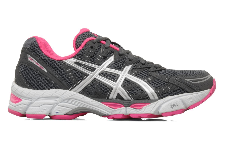 Chaussures de sport Asics Lady gel virage 6 Gris vue derrière
