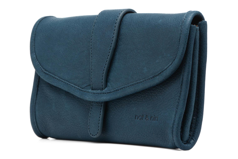 Wallets & cases Nat & Nin Patty Blue model view