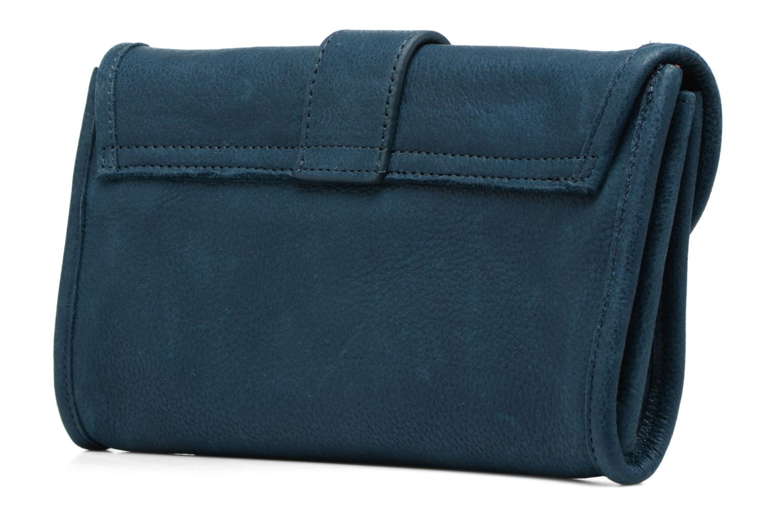 Wallets & cases Nat & Nin Patty Blue view from the right