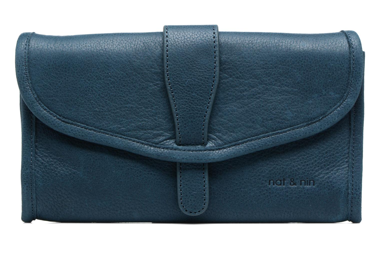 Wallets & cases Nat & Nin Patty Blue detailed view/ Pair view