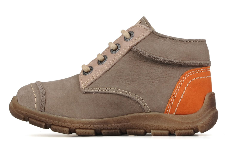 Boots en enkellaarsjes Aster Tilo Beige voorkant