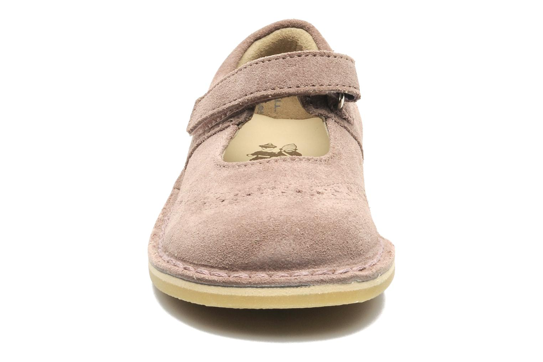 Ballerines Start Rite Nancy Rose vue portées chaussures