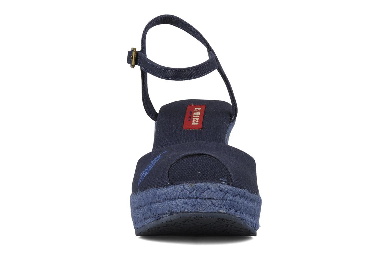 Sandales et nu-pieds U.S Polo Assn. Alena 4103s1 Bleu vue portées chaussures