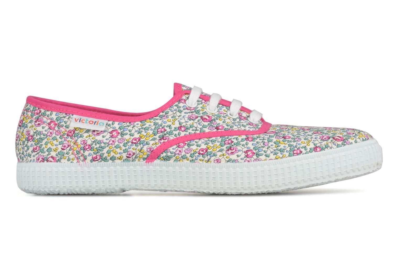 Sneakers Victoria Victoria liberty w Multicolor achterkant