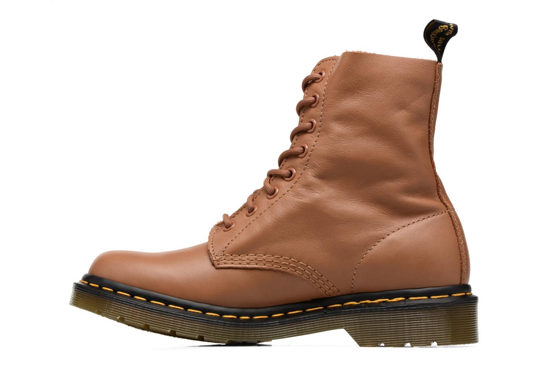 Bottines et boots Dr. Martens PASCAL M Marron vue face