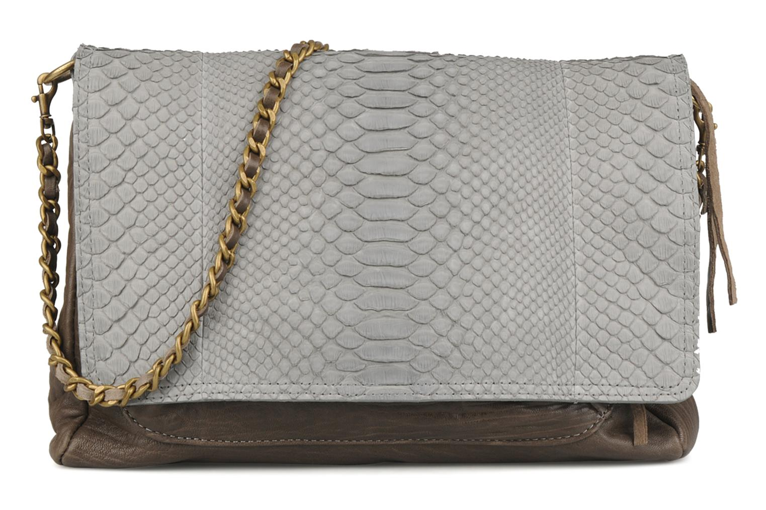 Clutch bags Abaco Charmy Grey detailed view/ Pair view