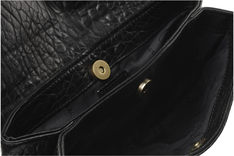 Clutch bags Abaco Gala Black back view