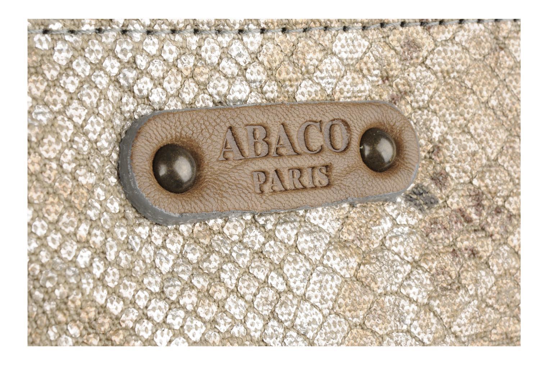 Handtaschen Abaco Beauty beige ansicht von links
