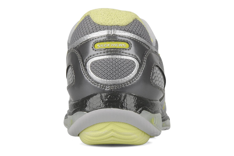Chaussures de sport Shape-Ups Ultra 13000 Gris vue droite