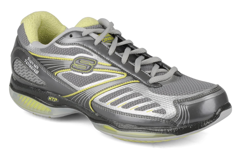 Chaussures de sport Shape-Ups Ultra 13000 Gris vue détail/paire