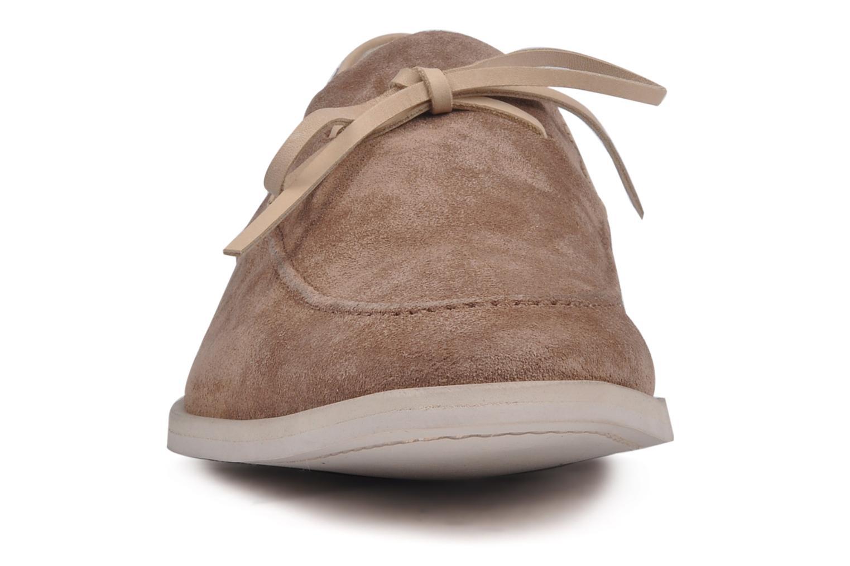 Mocassins Marvin&Co Marlon Beige vue portées chaussures