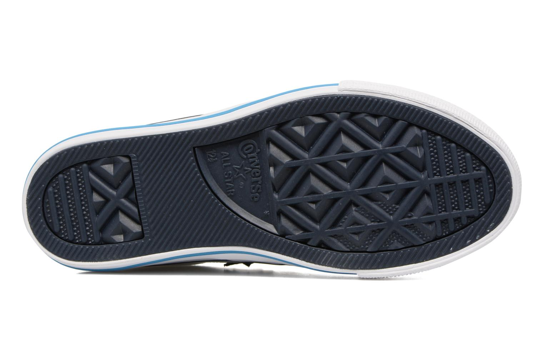 Sneakers Converse Star player canvas ox k Bianco immagine dall'alto