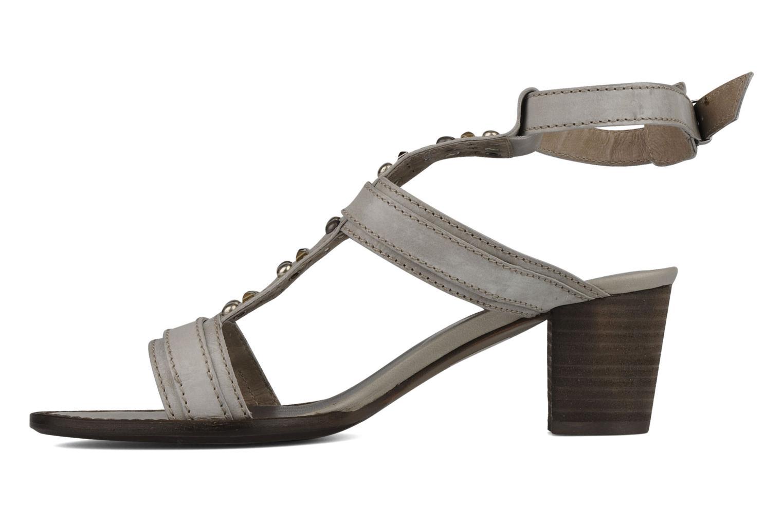Sandales et nu-pieds Muratti Olpenitz Gris vue face