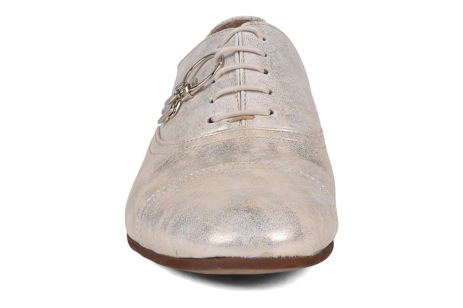 Lace-up shoes Muratti Hvar Beige model view