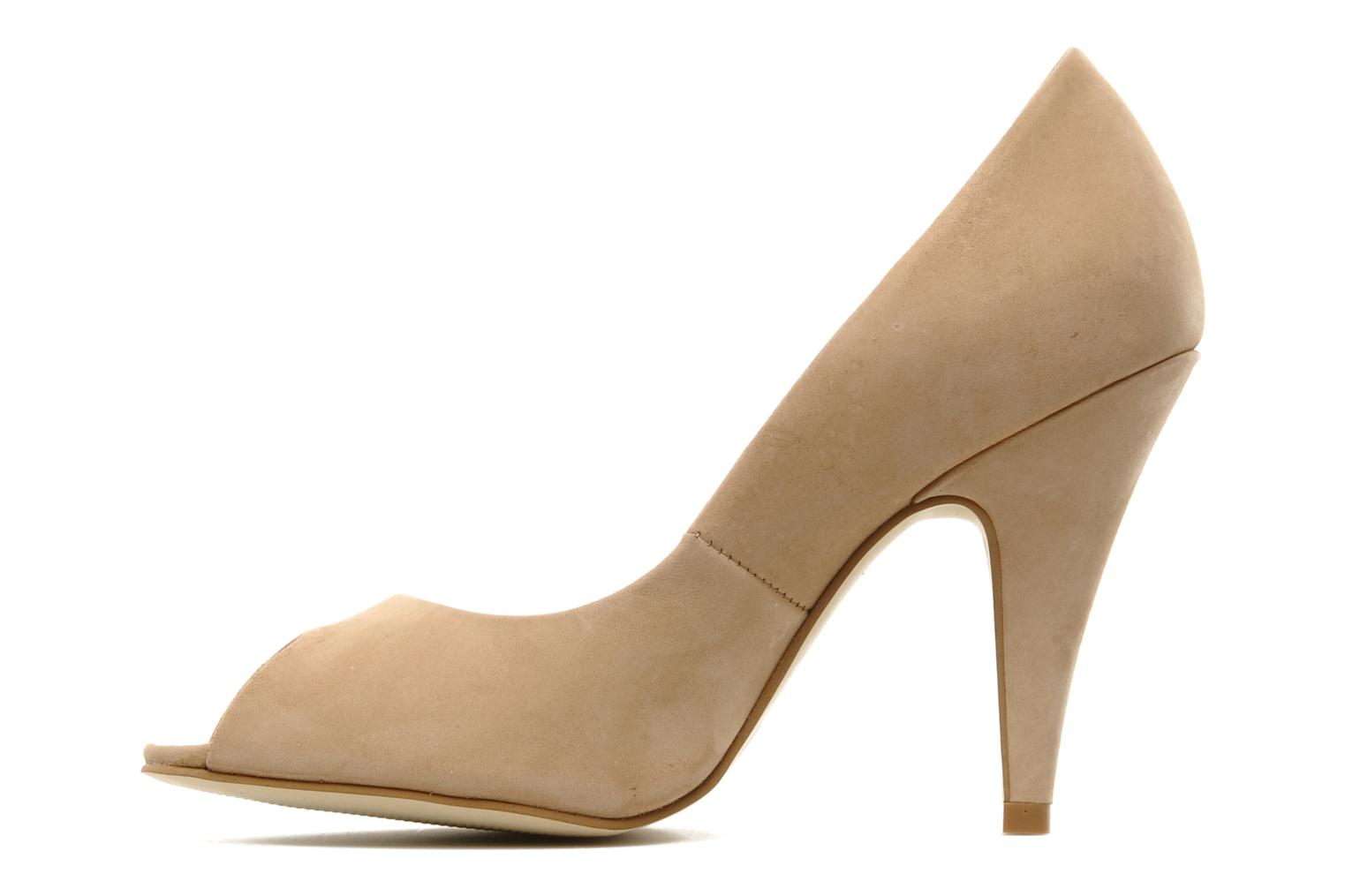 Louanne Rose suede