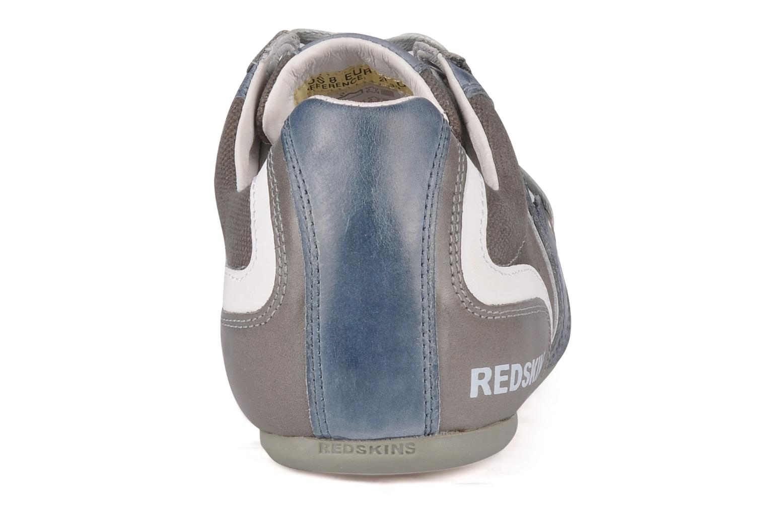 Trainers Redskins Truani Grey view from the right