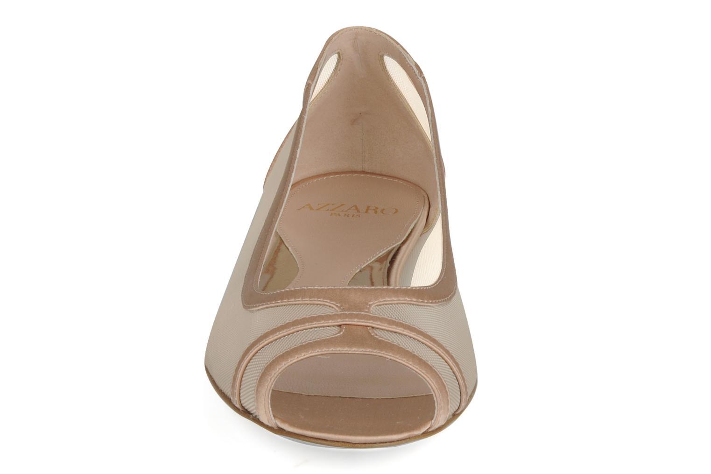 Ballerines Azzaro Women Jadran Rose vue portées chaussures