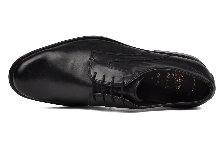 Dino tube Black leather