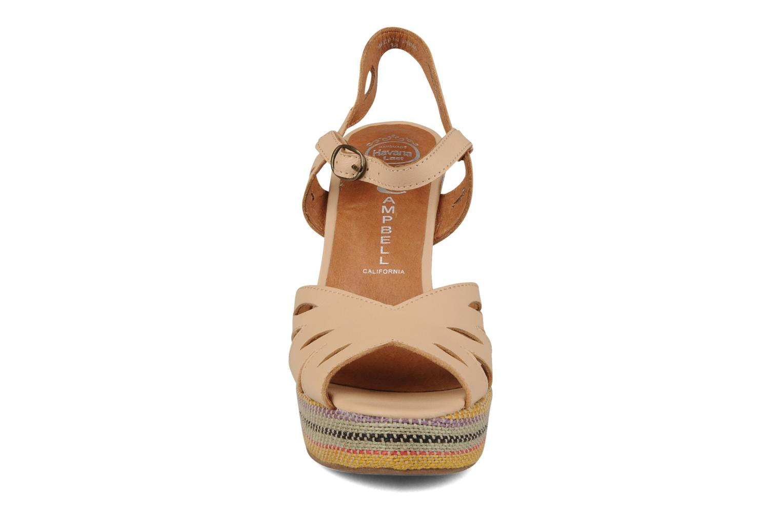 Sandalen Jeffrey Campbell Peaches Beige model