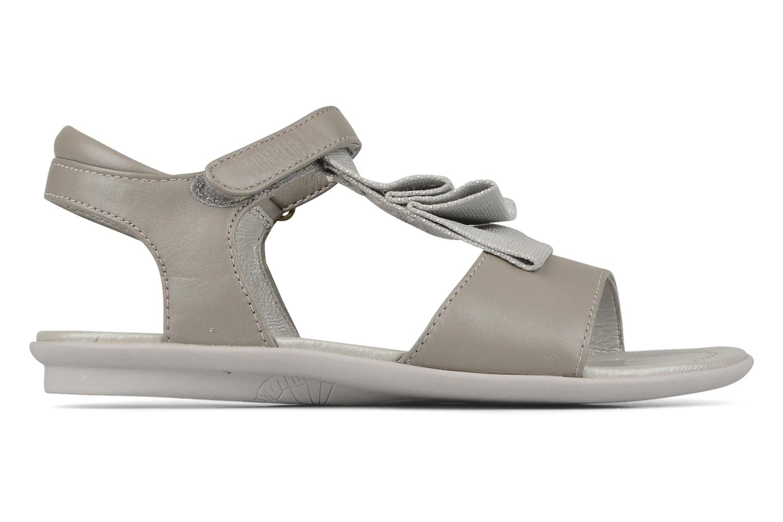 Sandali e scarpe aperte Camper Piruete 80240 Grigio immagine posteriore