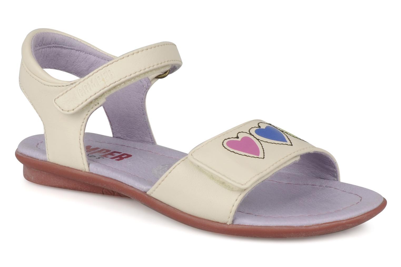 Sandali e scarpe aperte Camper Tws 80267 Bianco vedi dettaglio/paio