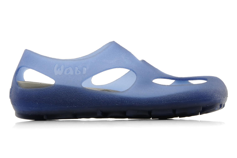 Sport shoes Camper Wabi 80057 Blue back view